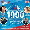 Pochette Het beste uit de MNM 1000 (2015)