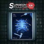 Jaquette Surgeon Simulator ER