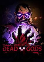 Jaquette Curse of the Dead Gods