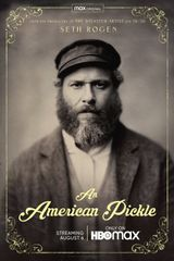 Affiche An American Pickle