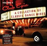 Pochette Club Epic: A Collection of Classic Dance Mixes, Volume 4