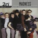 Pochette 20th Century Masters: The Millennium Collection: The Best of Madness