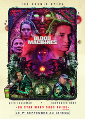Affiche Blood Machines