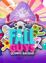 Jaquette Fall Guys : Ultimate Knockout