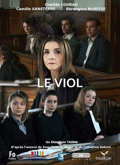 Affiche Le Viol