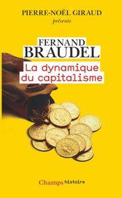 Couverture La Dynamique du capitalisme