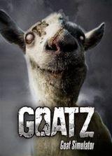 Jaquette Goat Simulator GoatZ