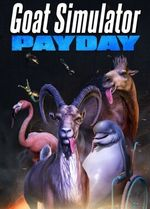 Jaquette Goat Simulator PAYDAY