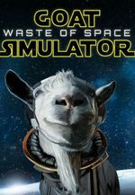 Jaquette Goat Simulator Waste of Space