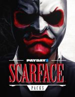 Jaquette Payday 2: Scarface Heist