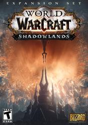 Jaquette World of Warcraft: Shadowlands