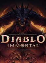 Jaquette Diablo Immortal