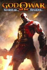 Jaquette God of War : Ghost of Sparta