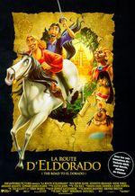 Affiche La Route d'Eldorado