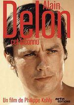 Affiche Alain Delon, cet inconnu