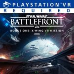 Jaquette Star Wars : Battlefront - X-Wing VR Mission