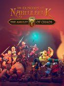 Jaquette Le Donjon de Naheulbeuk : L'Amulette du Désordre