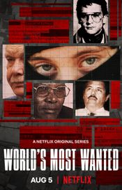 Affiche World's Most Wanted