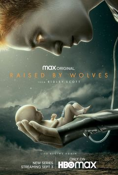 Affiche Raised by Wolves