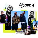 Jaquette EA Sports UFC 4