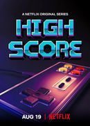 Affiche High Score : L'âge d'or du gaming