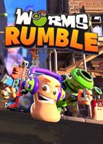 Jaquette Worms Rumble