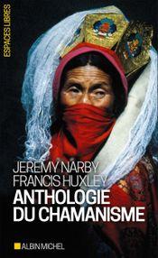 Couverture Anthologie du chamanisme