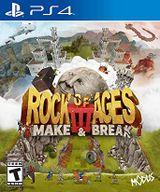 Jaquette Rock of Ages 3: Make & Break