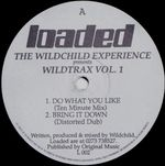 Pochette Wildtrax, Volume 1 (EP)