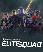 Jaquette Tom Clancy's Elite Squad