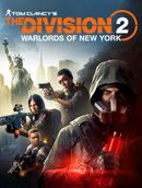 Jaquette The Division 2 : Warlords of New York