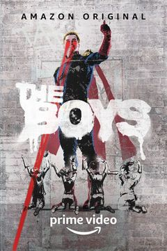 Affiche The Boys