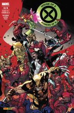 Couverture Ce Sera Fait - House of X / Powers of X, tome 3