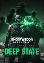Jaquette Ghost Recon Breakpoint : Deep State