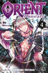 Couverture Orient - Samurai Quest, tome 4
