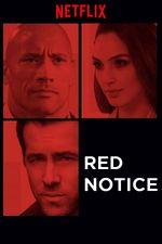 Affiche Red Notice