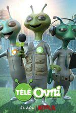 Affiche Télé Ovni