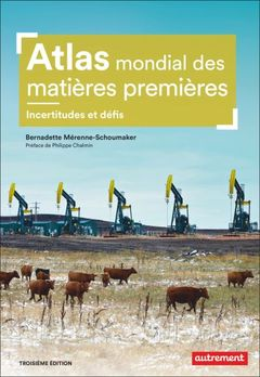 Couverture Atlas mondial des matières premières