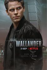 Affiche Le jeune Wallander
