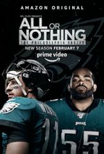 Affiche All Or Nothing : The Philadelphia Eagles