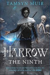 Couverture Harrow the Ninth