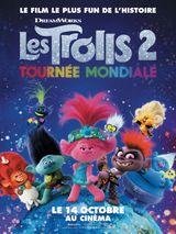 Affiche Les Trolls 2 : Tournée mondiale