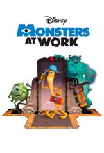 Affiche Monstres & Cie : Au travail