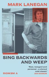 Couverture Sing backwards and weep