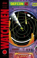 Couverture Watchmen, tome 10
