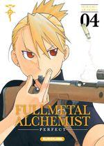Couverture Fullmetal Alchemist (Perfect Edition), tome 4