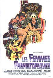Affiche Les Femmes préhistoriques