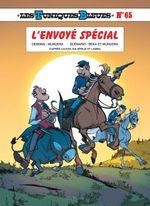 Couverture L'Envoyé spécial - Les Tuniques bleues, tome 65