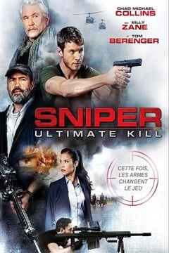 Affiche Sniper : L'Ultime Exécution