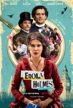 Affiche Enola Holmes